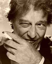 Playwright Tom Stoppard in Arcadia by Tom Stoppard